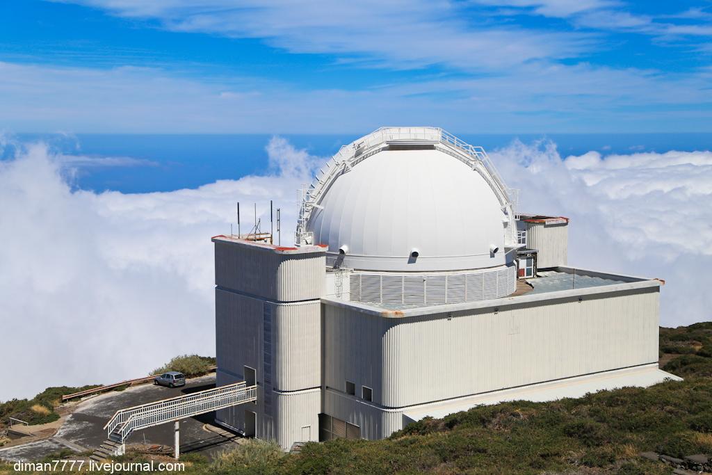 20 Isaac-Newton-Teleskop