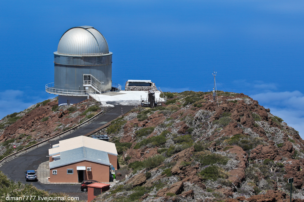 22 Nordic Optical Telescope