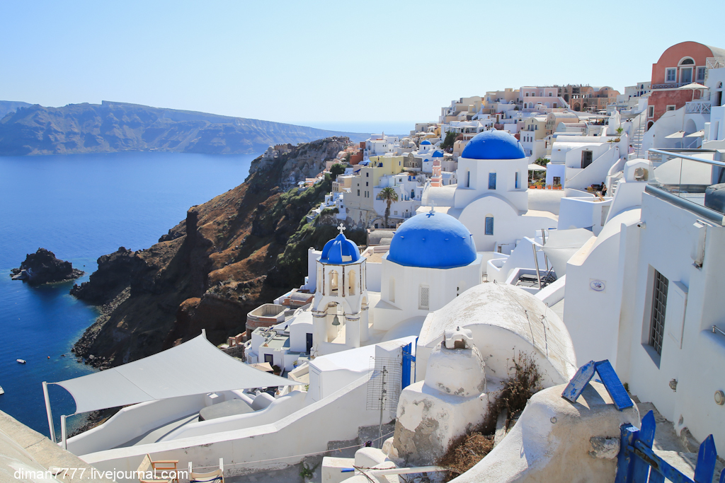 фото деревни ия в греции остров санторини сравнить модели купить