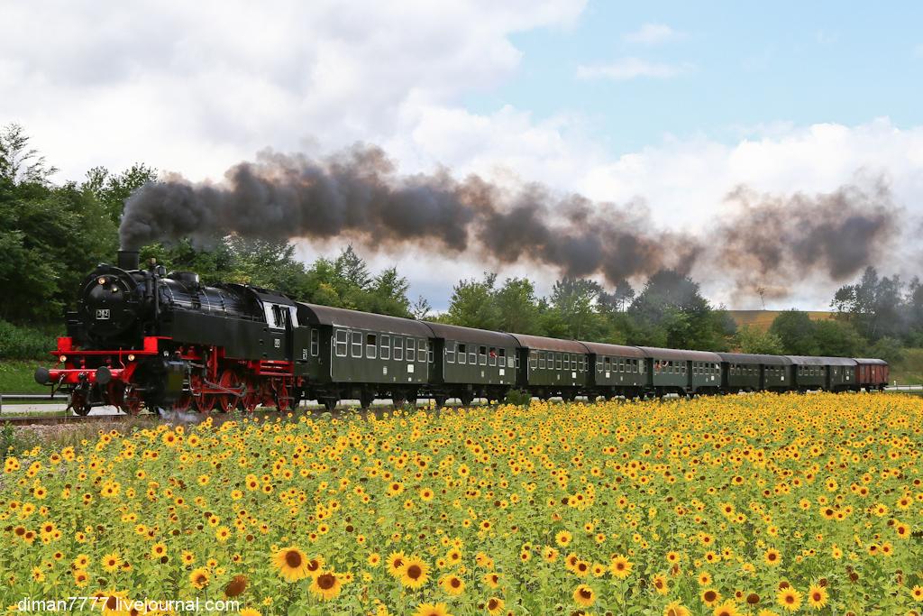 Историческая железная дорога Свинячий хвостик 08