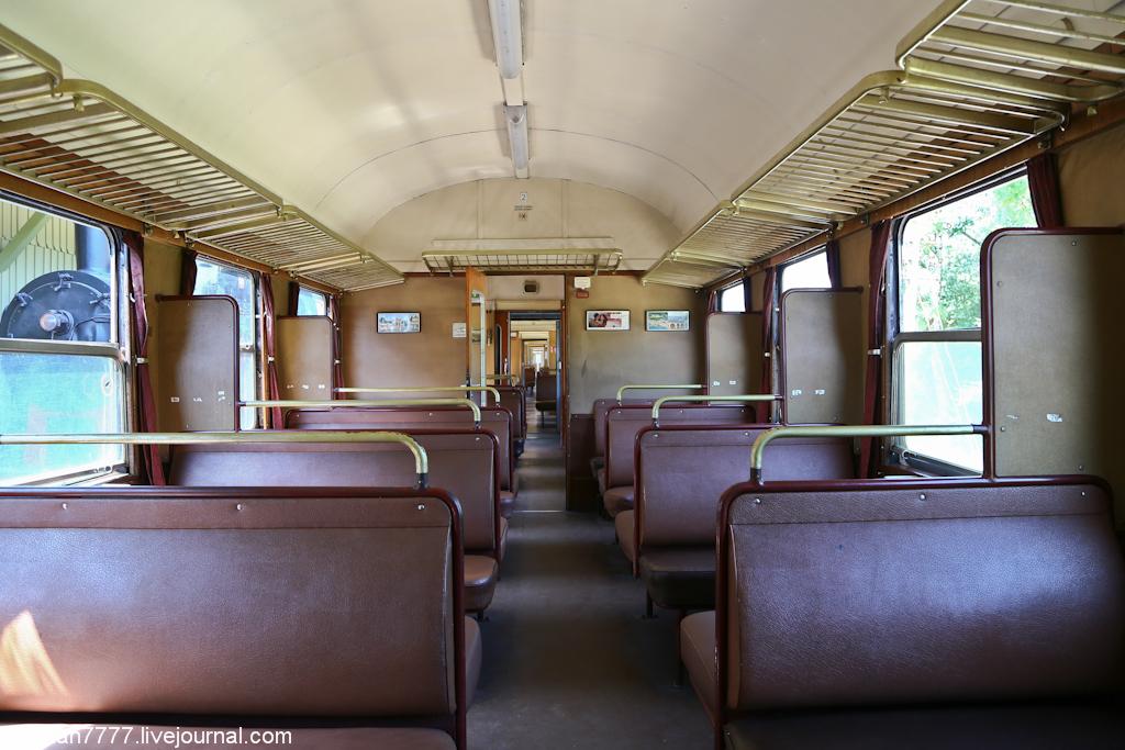 Историческая железная дорога Свинячий хвостик 17