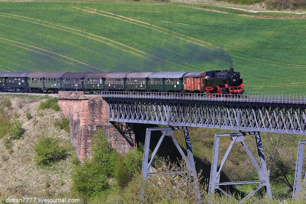 Историческая железная дорога Свинячий хвостик 21
