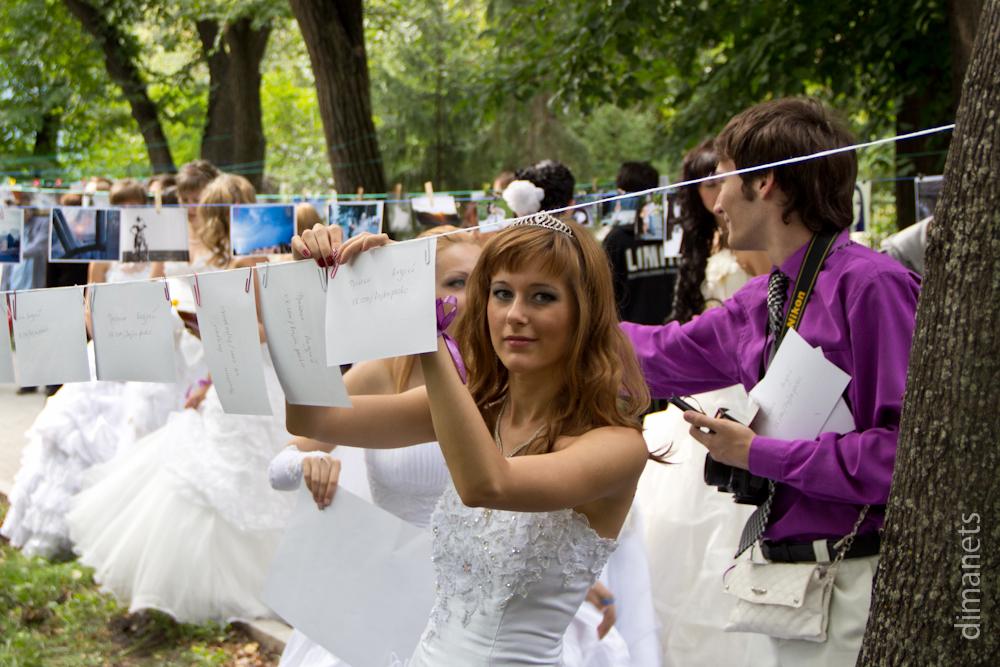 Сушка + свадебный фрэш