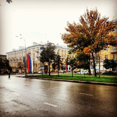 Осень в Ульяновске