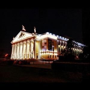 Челябинский театр оперы и балета им.Глинки