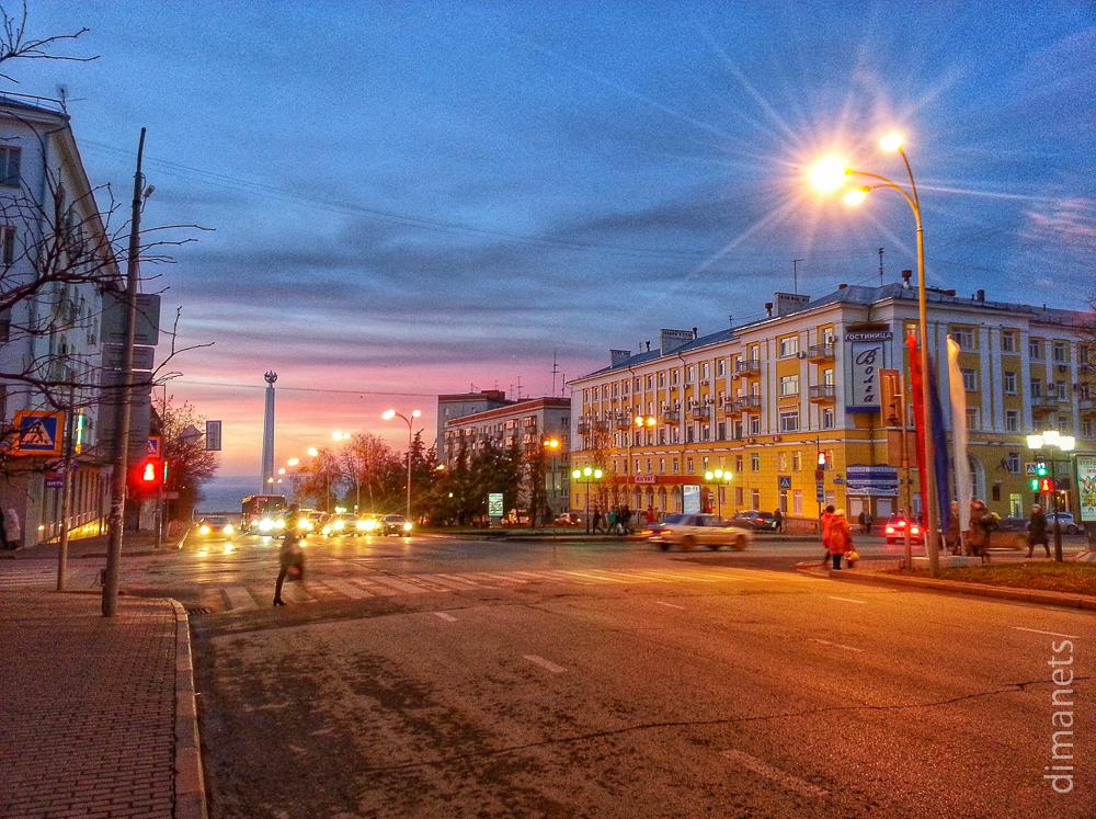 Ульяновский рассвет
