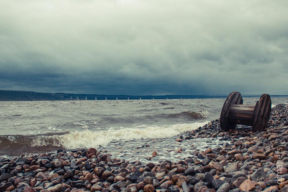 Storm on the Volga