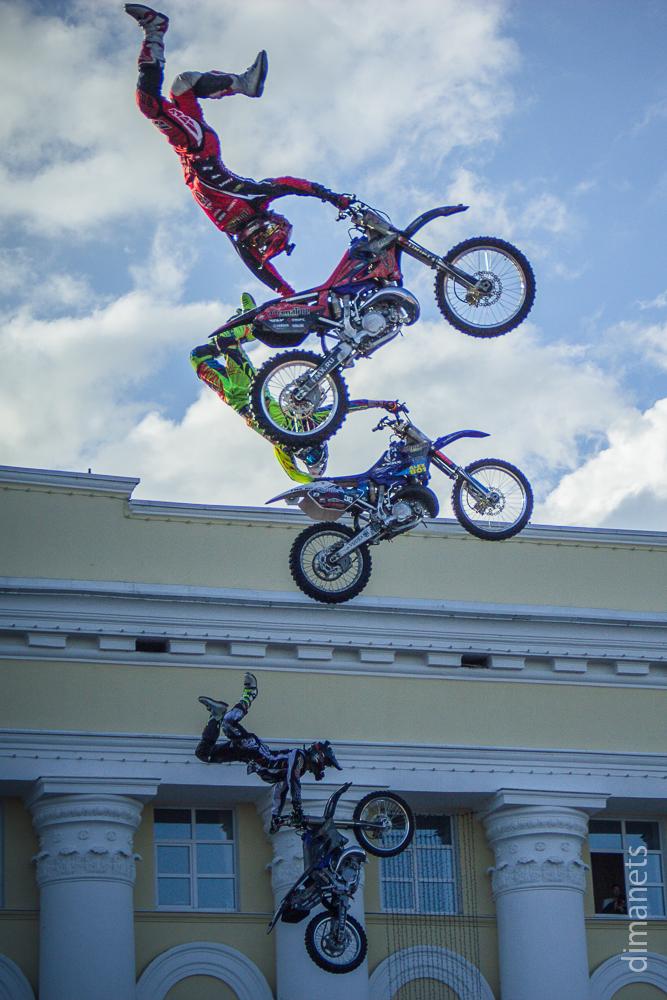Adrenaline FMX Rush в Ульяновске