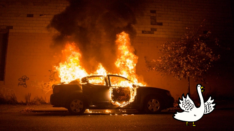 гус-пожар