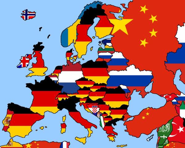 импорт европа