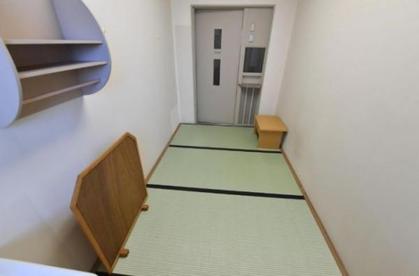 Как выглядят японские тюрьмы