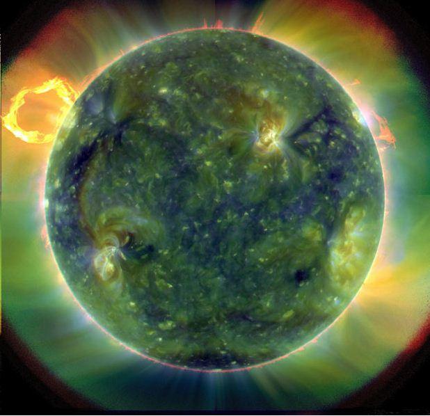 Экскурсия по Солнечной системе