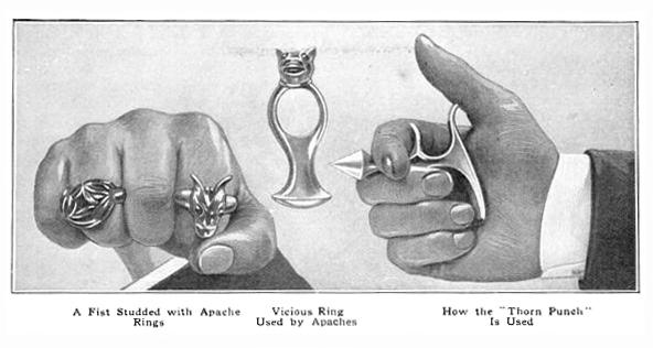 Apache-finger-rings