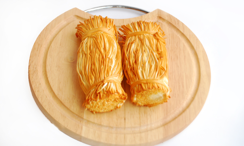 Сыр сулугуни соломка копченая