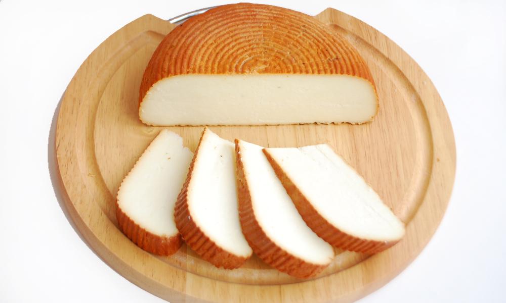 Сыр адыгейский копченый