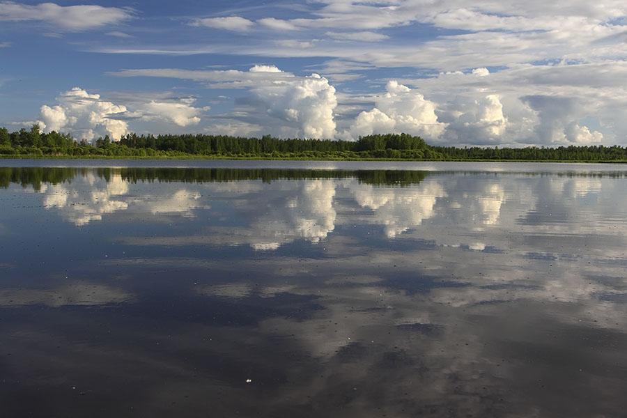 облака и озеро_MG_3144