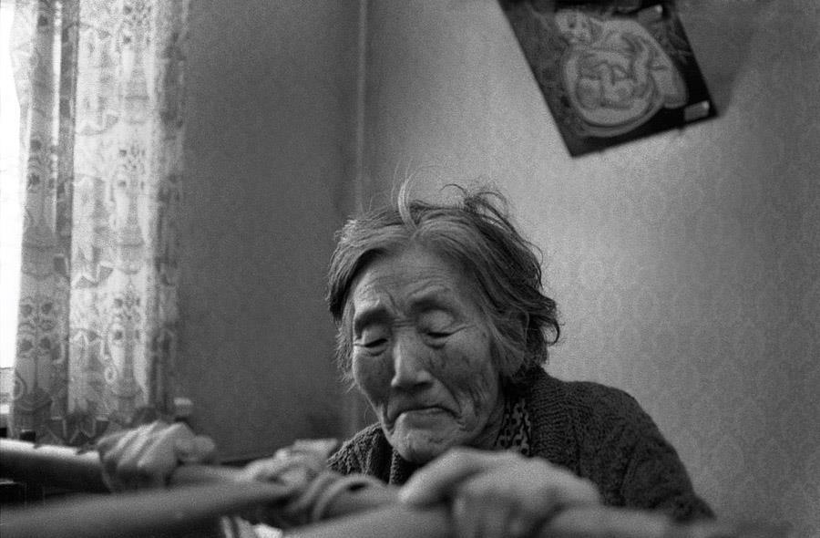 1996 г. Алма-ата. На «Пятницкой».