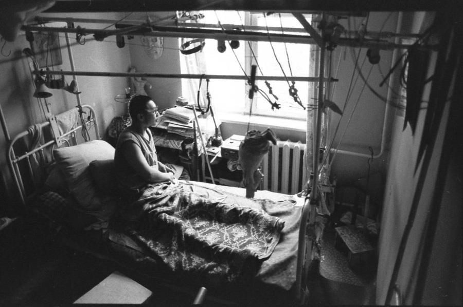 1995 г. Алма-ата. На «Пятницкой».