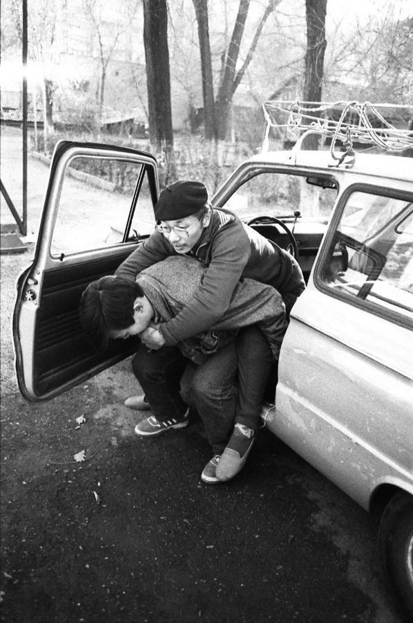 1996.Алма-ата.