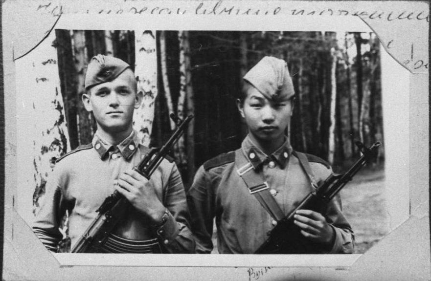 1974г. Армия.