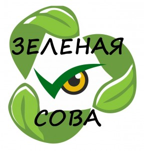 Лого Зеленая сова