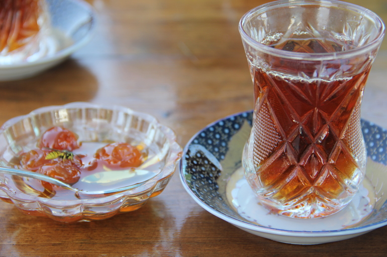 Чай_варенье