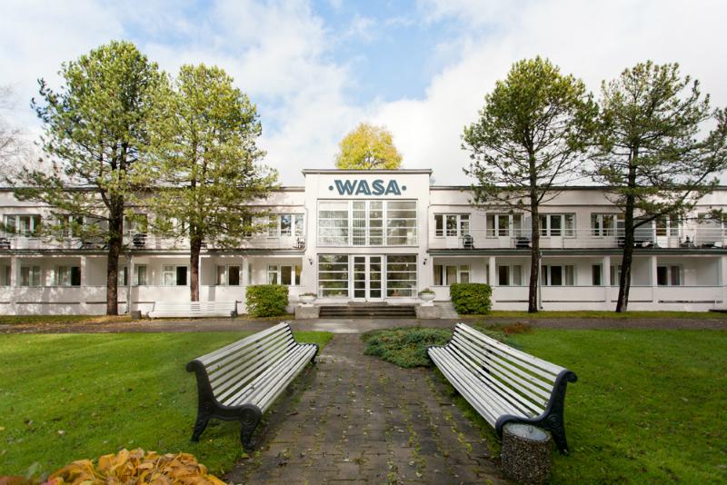Отель Wasa
