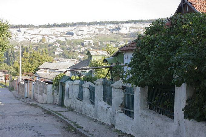 Улочка Бахчисарая