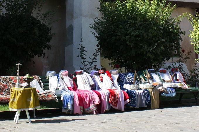 Татарские одежды