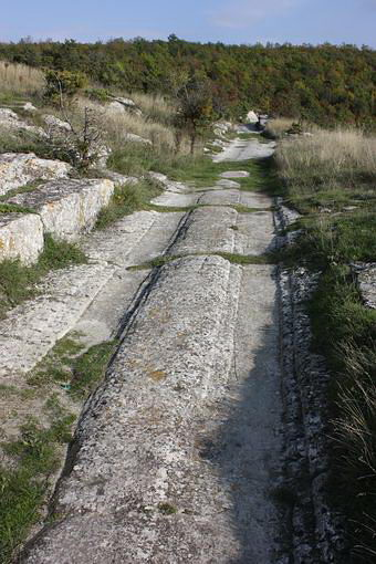 Дорога в Иосафатову долину