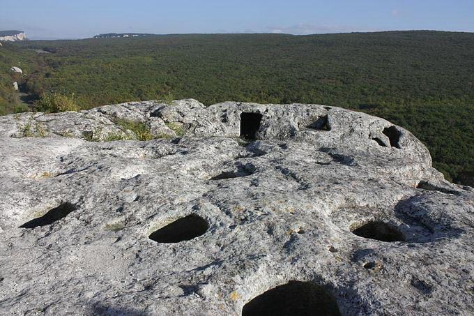 Дозорные пещеры