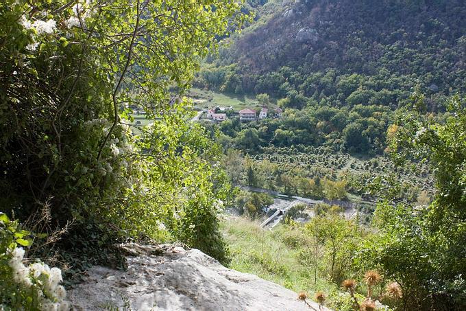 Вид на Баштановку