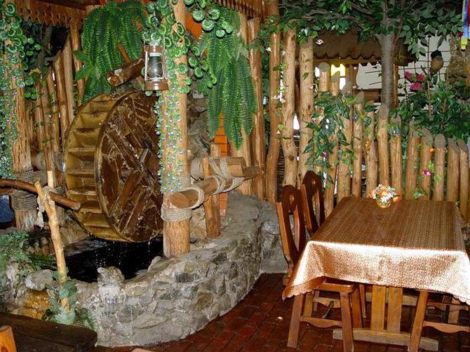 Ресторан Старий Млин