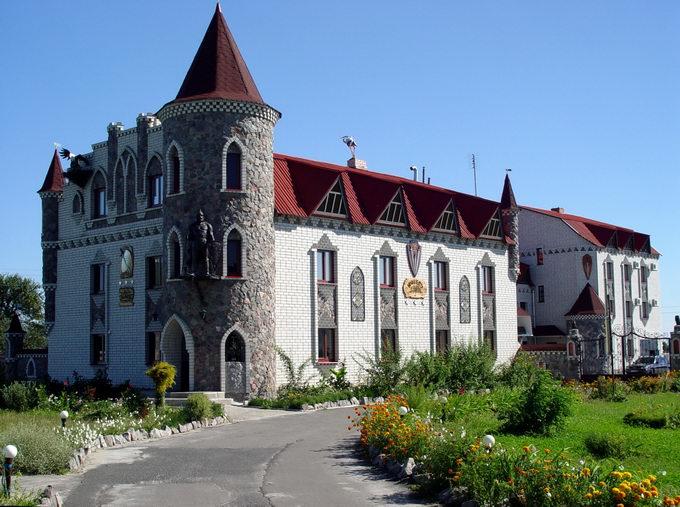 Мотель Замок
