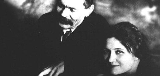 М.Горький и М.Закревская