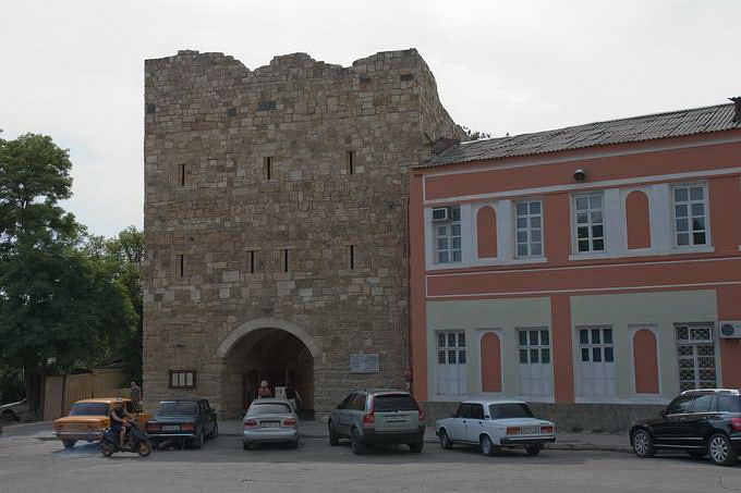 Евпатория. Городские ворота