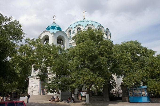 Евпатория. Собор Св. Николая