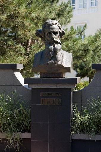 Евпатория. Памятник В.Далю