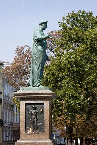Одесса. Фото Дюка со второго люка