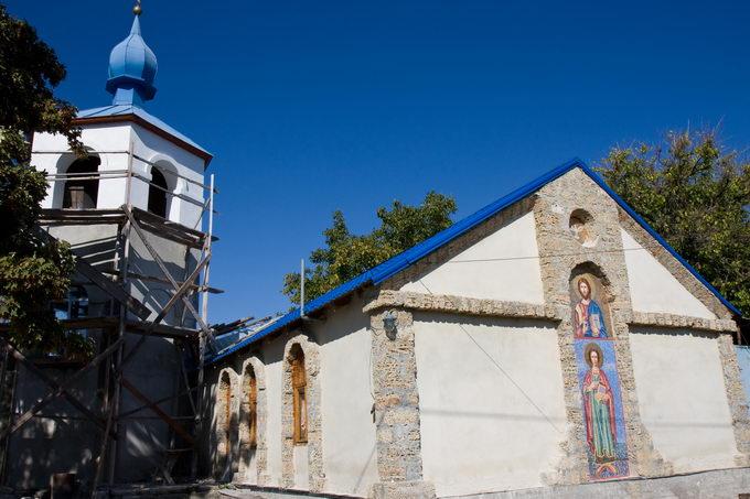 Храм Св. Пантелеимона