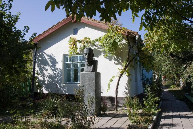 Дом-музей А.Грина
