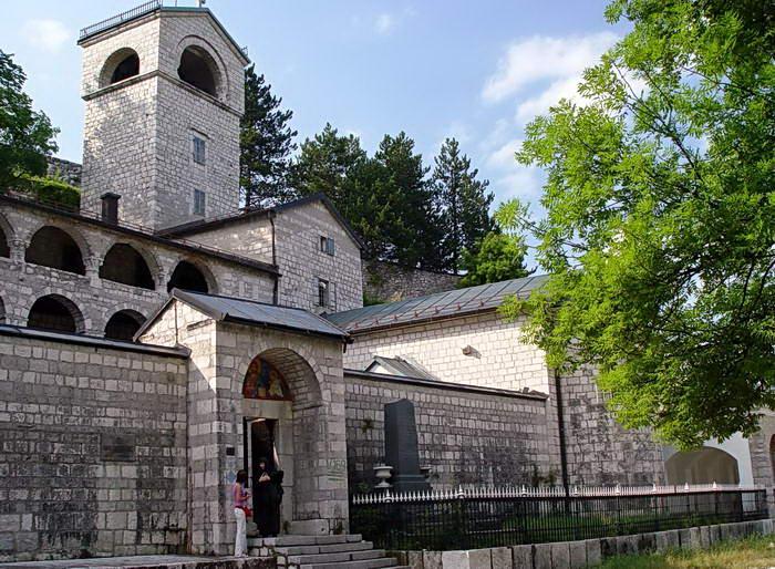 Черногория. Цетинье