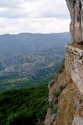 Черногория. Монастырь Острог