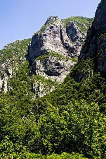 Черногория. Долина Тары