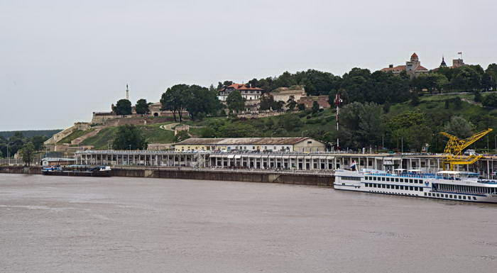 Сербия. Калемегдан