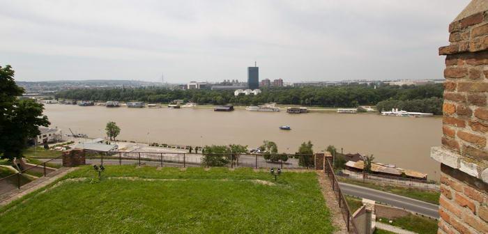 Белград. Порт на Саве