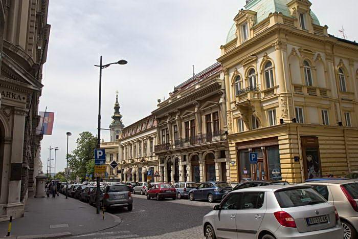 Сербия. Белград