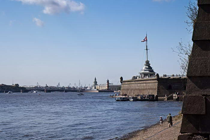 Санкт-Петербург. Петропавловская крепость