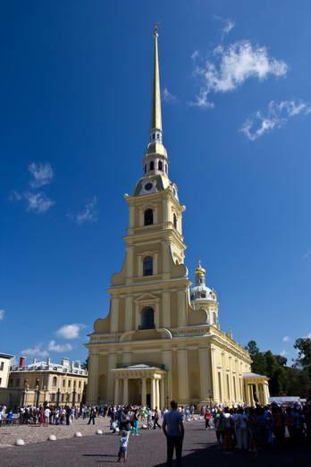 Санкт-Петербург. Петропавловский собор