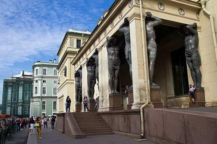 Санкт-Петербург. Эрмитаж